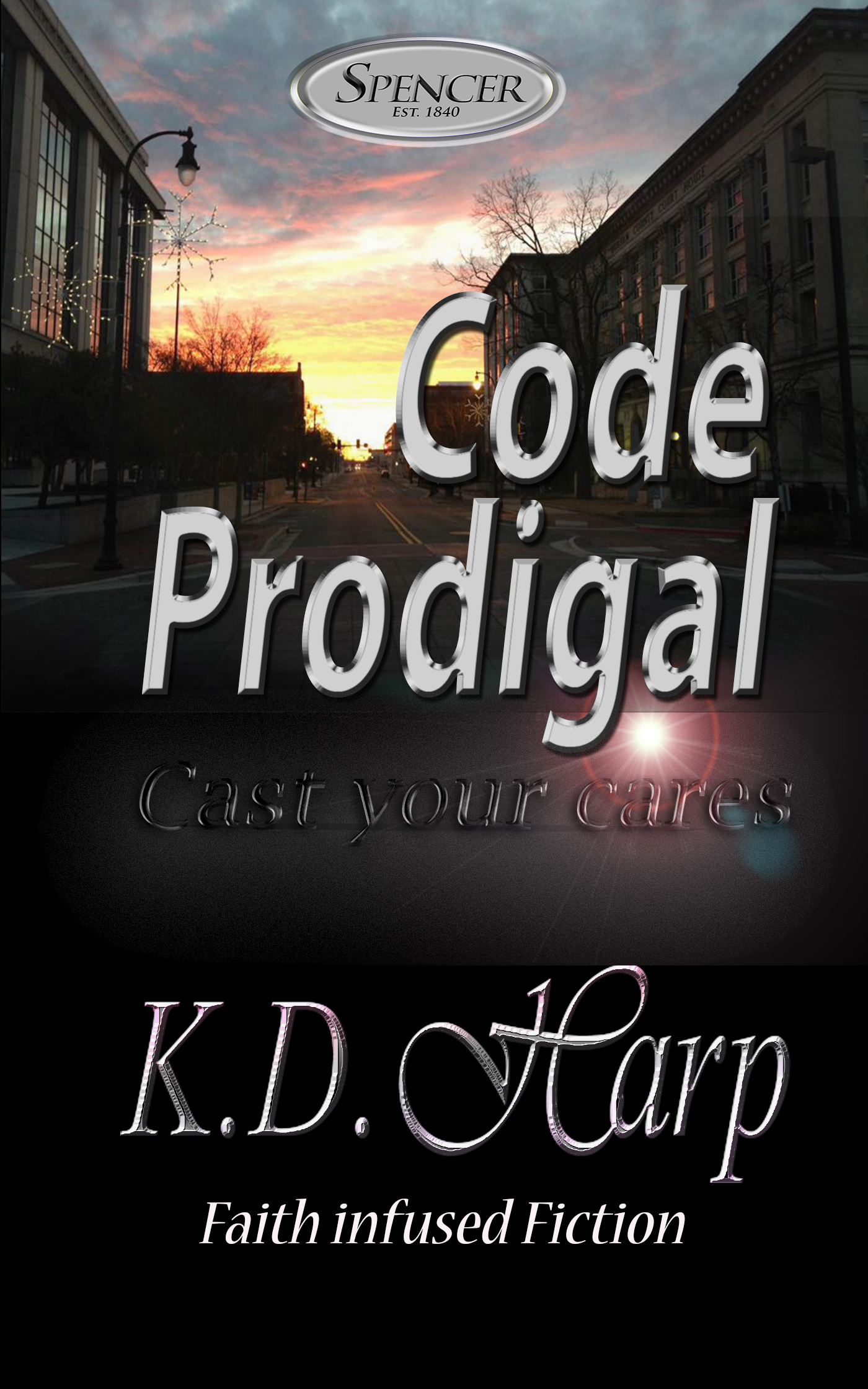 code prodigal cover